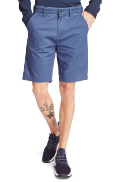Shorts pour la Marche Timberland Squam Lake Stretch Twill Straight Chino - Dark Denim(116450327)