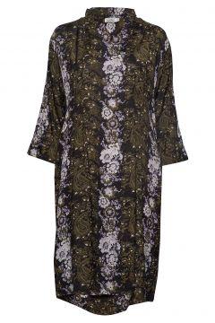 Nopa Dress Kleid Knielang Bunt/gemustert MASAI(114164077)