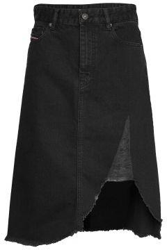 De-Sisil Skirt Knielanges Kleid Schwarz DIESEL WOMEN(100344159)