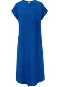 Kleid aus Leinen Anna Aura royalblau(111507135)