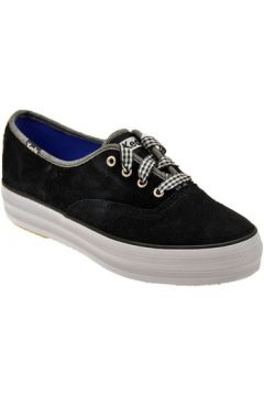 Chaussures Keds Triple Suede Baskets basses(115496194)