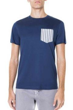 T-shirt Antony Morato T-SHIRT CON TASCHINO DI CAMICER(115435036)