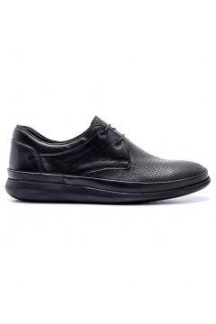 Derimod Hakiki Deri Siyah Erkek Ayakkabı(110960965)