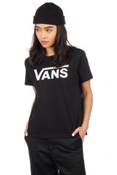 Vans Flying V Crew T-Shirt zwart(85186179)