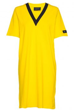 W Tech Vn Dress Kleid Knielang Gelb PEAK PERFORMANCE(116303887)