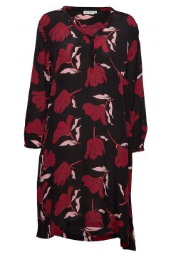 Notila Dress Kurzes Kleid Rot MASAI(114164366)