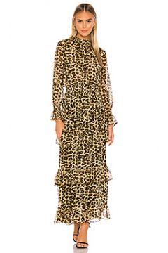 Макси платье bethany - MISA Los Angeles(115057965)