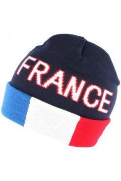 Bonnet Nyls Création Bonnet France Bleu Blanc Rouge en laine(115486725)