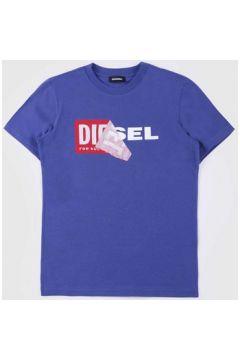 T-shirt enfant Diesel TDIEGO 00J3ZN 00YI9(101838127)