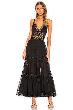 Макси платье cindy - Charo Ruiz Ibiza(115065870)