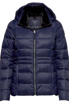 Packable Puffer Coat Gefütterte Jacke Blau ABERCROMBIE & FITCH(114157092)