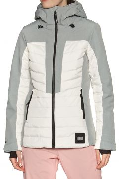 O\'Neill Baffle Igneous Snowboard-Jacke - Powder White(100267881)