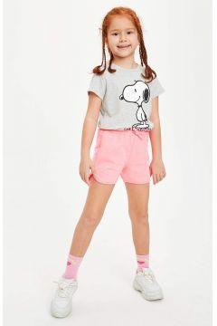 DeFacto Kız Çocuk Bağcık Detaylı Şort(119059260)