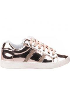 Chaussures enfant Little David Baskets fille - - Rose verni - 31(88604497)