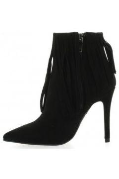 Bottines Essedonna Boots cuir velours(98529165)
