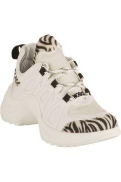 Chaussures enfant No Box Baskets fille - - Blanc - 36(127933684)