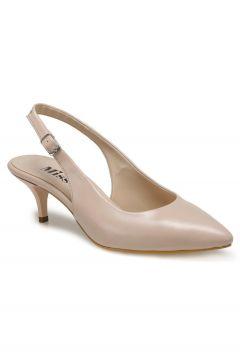 Miss F Pudra Kadın Topuklu Ayakkabı(121857003)