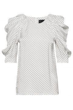 Charlotte Blouse T-Shirt Top Weiß BIRGITTE HERSKIND(109200418)