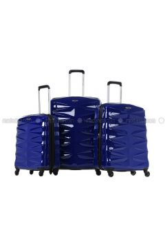 Navy Blue - Suitcases - NK(110329006)