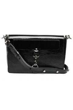 Mab Flap Crossbody Naplack Bags Small Shoulder Bags - Crossbody Bags Schwarz REBECCA MINKOFF(114165766)