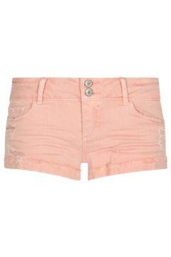 Hellpinke Denim Shorts(113853506)