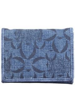 Porte-monnaie Morgan Petit porte monnaie toile motif imprimé bleu(115516159)