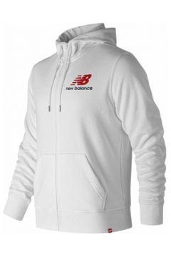 Veste New Balance Essentials Stacked Logo Hoodie(98501949)