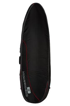 Ocean and Earth Double Wide Surfboard Bag - Black Red(100258326)