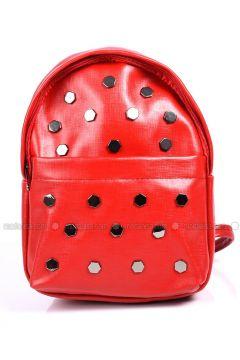 Red - Shoulder Bags - Sapin(110326379)