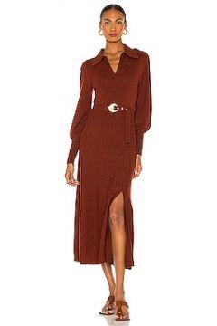 Макси платье katya - NICHOLAS(125436322)