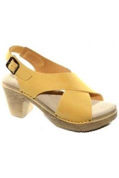 Sandales Bionatura Sandale 64A2055 JAUNE(127901741)