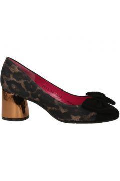 Chaussures escarpins Le Babe VELOUR(127989359)