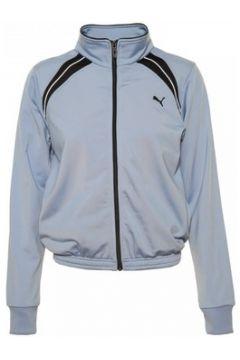 Sweat-shirt Puma Veste zippée Bleu(115460393)