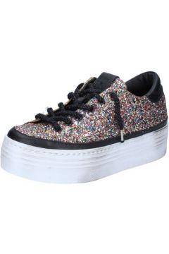 Baskets 2 Stars sneakers multicolor glitter BZ536(115394012)