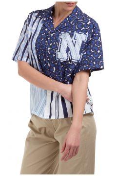 Women's shirt short sleeve(117888822)