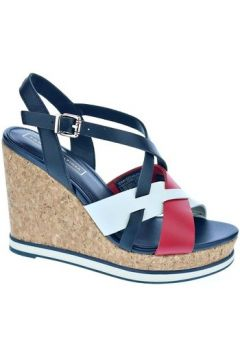 Sabots Tommy Hilfiger Interwoven Pattern Wedge(115511816)