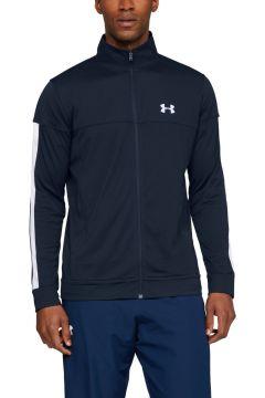 Under Armour 1313204-409 Sportstyle Pique Track Jacket Erkek Zip Ceket(122136181)
