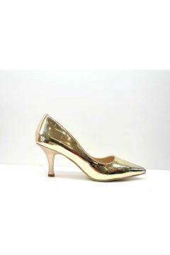 Ventes Kadın Altın Renk Stiletto(121523050)