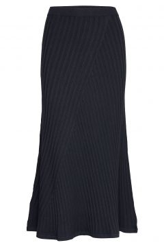 Fay Skirt Knielanges Kleid Blau FILIPPA K(116303846)