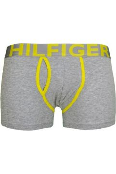 Boxers Tommy Hilfiger Boxer court Tommy Hilfiger gris et jaune pour homme(115419829)