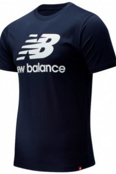 T-shirt New Balance Essentials Stacked Logo(115605385)