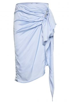 Marylin Skirt Knielanges Kleid Blau BIRGITTE HERSKIND(114163965)