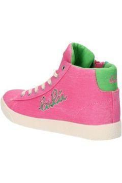 Chaussures enfant Lulu sneakers rose toile AG660(115393516)