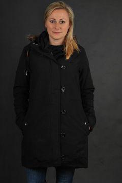 Adidas Fur Woven Parka Black(77152130)