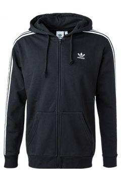 ADIDAS ORIGINALS 3-Stripes Sweatjacke black DV1551(127695180)