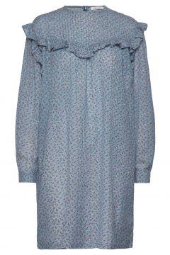 Satine Dress Kurzes Kleid Blau NUÉ NOTES(118370682)