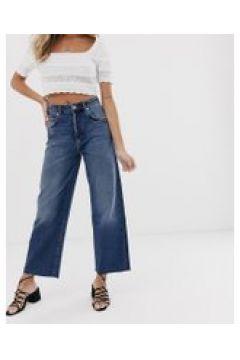 Abrand x Josephine Skriver - Street - Jeans scampanati-Blu(120356041)