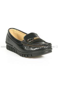 Black - Flat - Flat Shoes - ROVIGO(110316301)