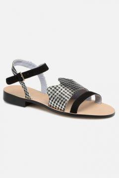 SALE -50 Apologie - Vague - SALE Sandalen für Damen / schwarz(111576856)