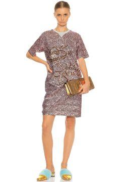 Coach-Coach Pul-Payet İşlemeli Elbise(108611779)